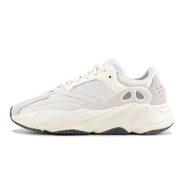 2019 Wave Runner V2 Vanta Analogico Statico Inertia Solid Grey Mauve Women Kanye West Scarpe da corsa da uomo da ginnastica Sport Sneakers W
