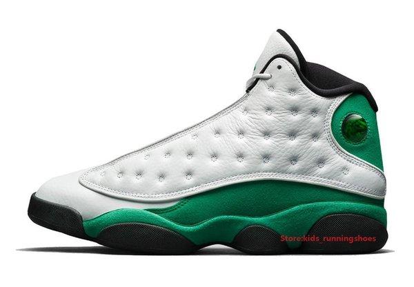 C01 afortunado branco verde