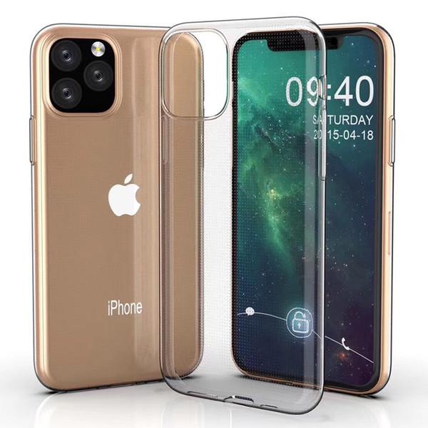 Custodia iPhone 7 Trasparente SottileiPhone 7 Cover Protettiva