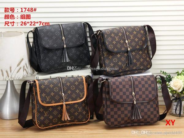 2bdb31592e5c 1748 Лучшая цена Высокого Качества для женщин Дамская сумочка сумка рюкзак сумка  кошелек кошелек