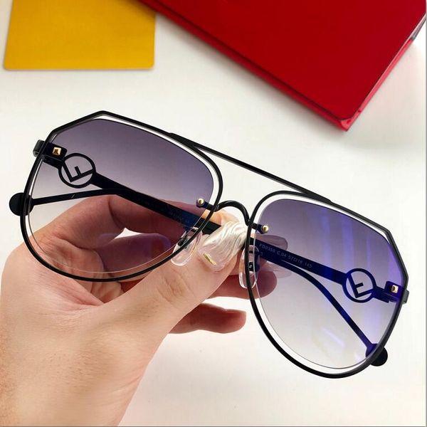 Tasarımcı erkekler kadınlar için güneş gözlüğü erkekler için güneş gözlüğü güneş gözlükleri kadın erkek tasarımcı gözlük erkek güneş gözlüğü óculos de 0359