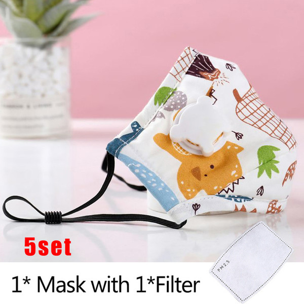 Maske x filter 5 Stücke C