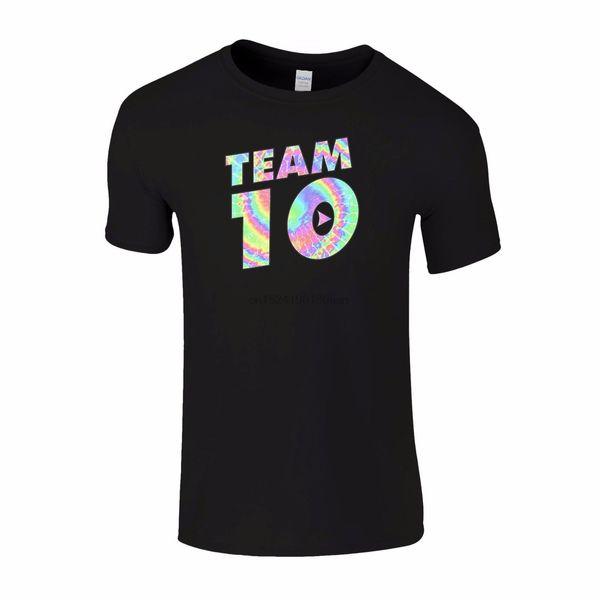 10 Jake Paul JP Cross Logan Savage Vlogger Mens T Shirt Tee