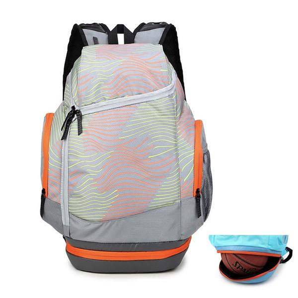 Men Travel Backpacks For Outdoor Gym Bag with Independent Shoes Pocket Basketball Men Sport Laptop Bag Rucksack Backpack #235161