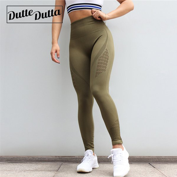 Seamless Leggings For Fitness Sportswear Woman Gym Legging High Waist Yoga Pants Leggins Sport Women Tights Women's Sports Wear C19032801