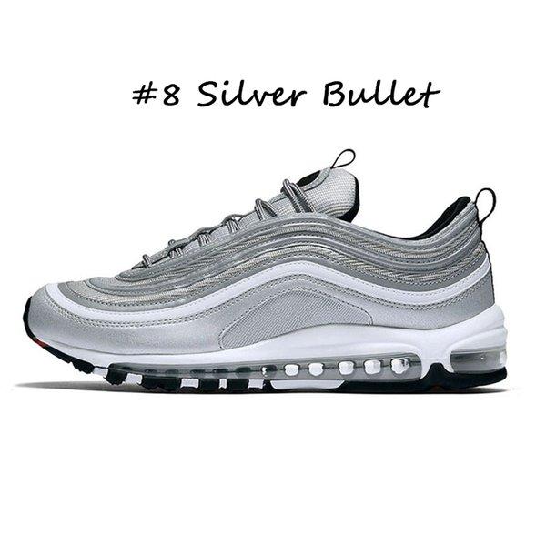 # 8 bala de prata