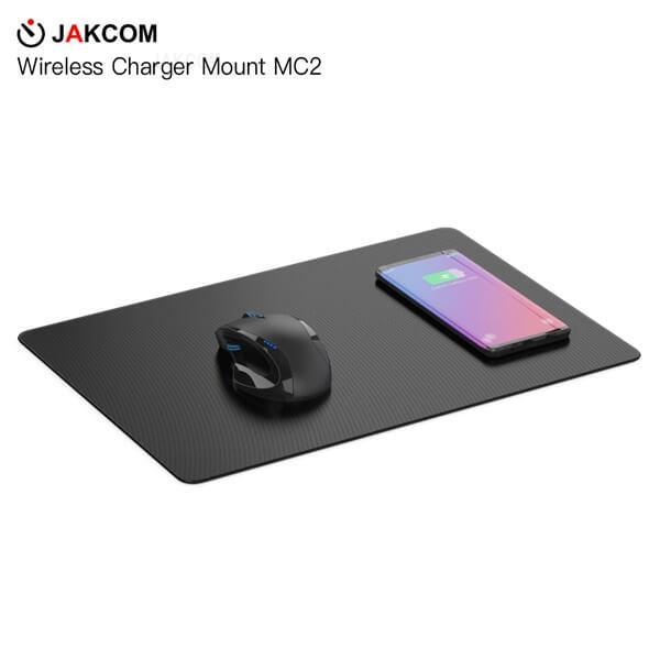 JAKCOM MC2 Wireless Mouse Pad Charger Hot Sale in Mouse Pads Wrist Rests as zowie tracker nb gv18 smart watch