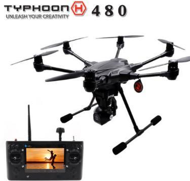 Yuneec Typhoon H H480 Pro Drone Quadcopter with HD 4K Camera Intel Realsence