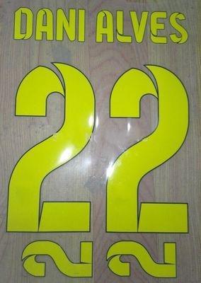 #22 DANI ALVES
