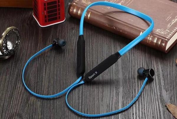 Sport-X1 Sport-Nackenbügel Bluetooth V4.2-Headset mit Mikrofon-Klangqualität Ohrbügel-Stereo-Super-Bass mit Reatail-Anzug