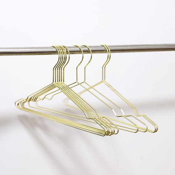2019 Wooden Clothes Hanger Rack 44 5cm Clothes Hangers