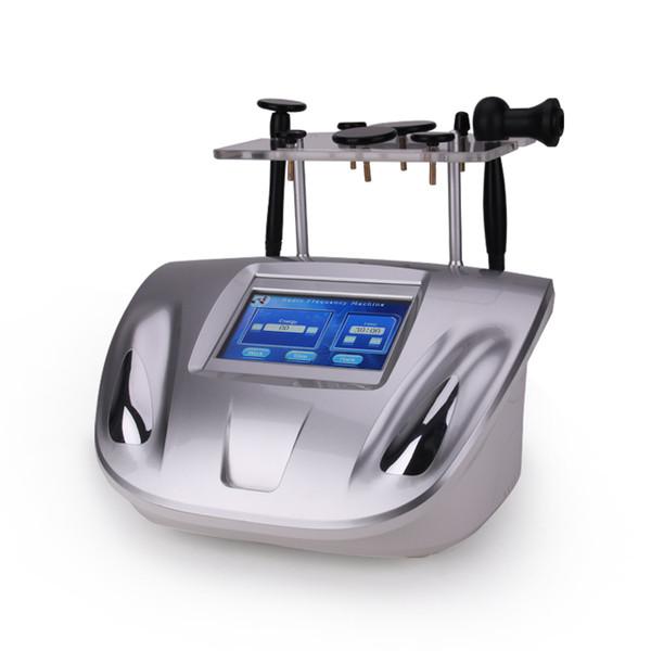 2019 Portable 0.3-0.5mhz Radio frequency skin lifting monopolar rf machine RF wrinkle removal machine Spa salon use DHL Free Shipping
