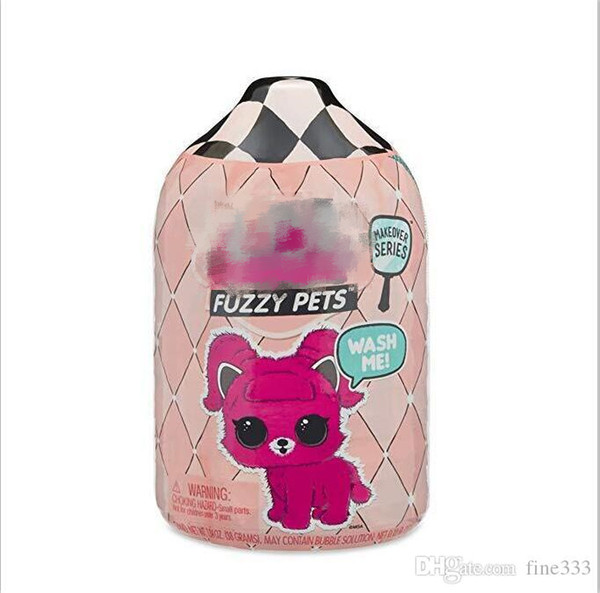 The Newest Doll Fuzzy Pets LiL toy LIL LIL toy Best Gifts for Girls