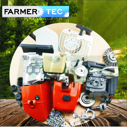 Complete Repair Parts For STIHL MS360 036 MS340 034 Engine motor crankcase crankshaft cylinder piston chain sprocket cover By Farmertec