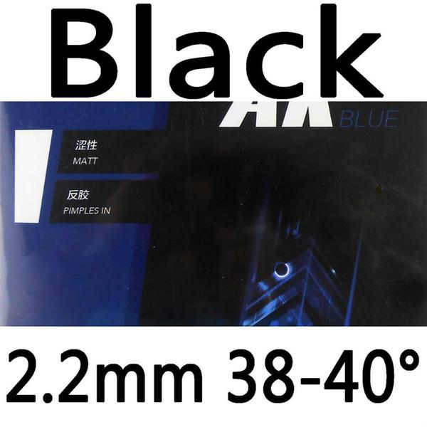 Black 2.2mm H38-40