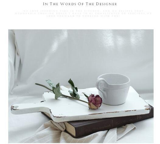 Pratos adereços fotográficos em sintonia retro Fazendo paletes brancos pálidos brancos White Wedding Dessert Show Projects