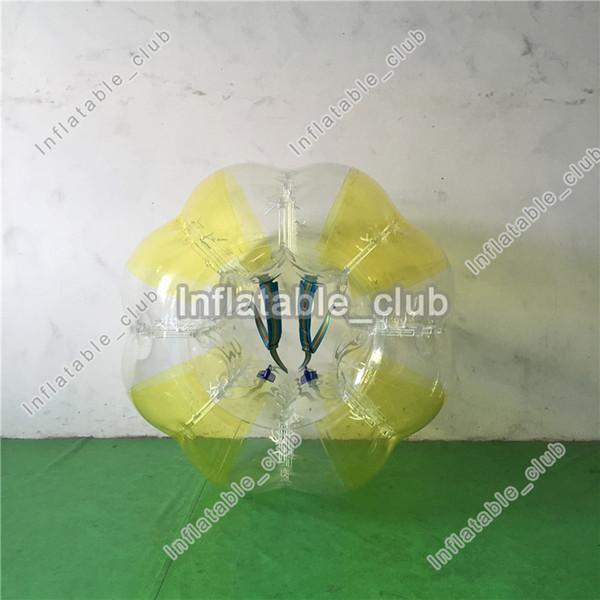 gelb und klar
