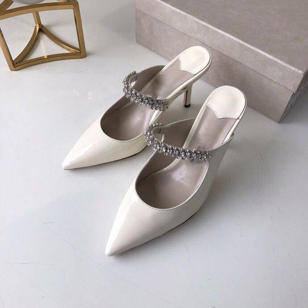 Weiß Heels