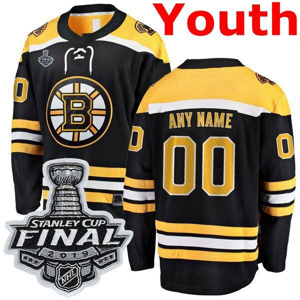 Youth Black& Yellow Home Final