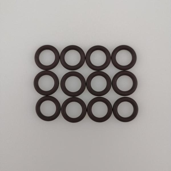 12 piezas 248128 Kits de juntas tóricas a granel para pistola de pulverización AP de purga de aire Fusion