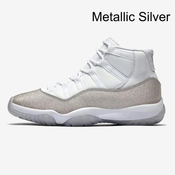 Plata metálica