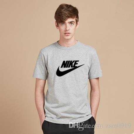 2019 Nouvel été hommes femmes T-shirt 3D Imprimer logo mode t-shirts mens Casual 100% coton femmes chemises polos