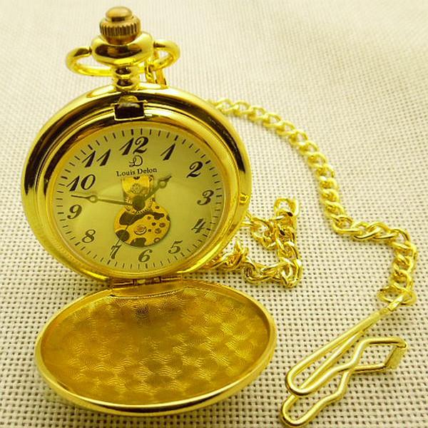 RELOJ DE BOLSILLO DE 48MM CON CADENA MANUAL PARA EL VIENTO DE LAS MANOS mecánicos reloj para hombre reloj de pulsera REGALO DE CUMPLEAÑOS PARA NIÑOS ABUELO PADRE AMIGOS AMIGOS