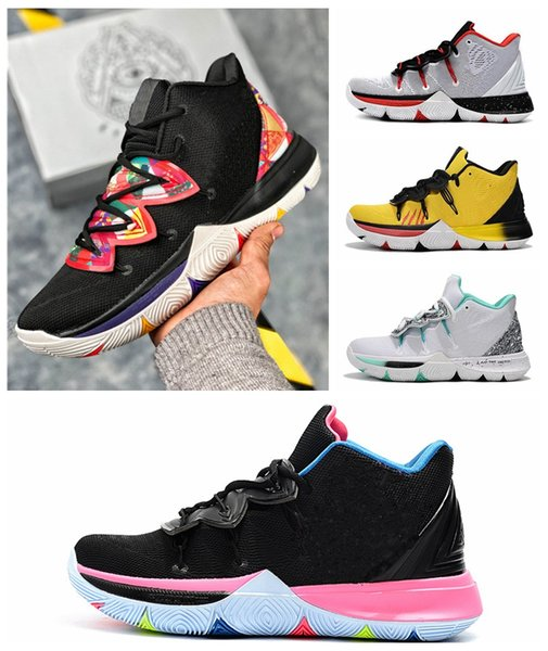 info for 62d67 a9b4a 2019 Top Quality Kyrie #3#4#5 Bruce Lee Shoes Classic Basketball Shoes  Mamba Mentality Signature Shoes Outdoor Sports Sneakers From Sports017,  $108.92 ...