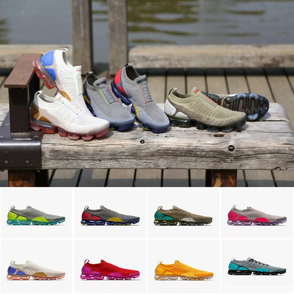 Designer Moc 2 Laceless Sprite Gunsmoke 2.0 Running Shoes for Men Womens FK Trainers Breathable Sneakers Mens Sports Trainers Chaussures