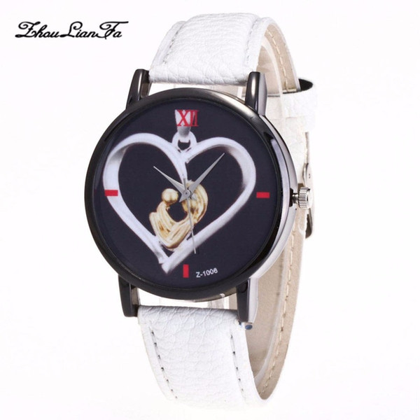 women watches luxury fashion dress quartz watch ulzzang popular brand white ladies leather wristwatch