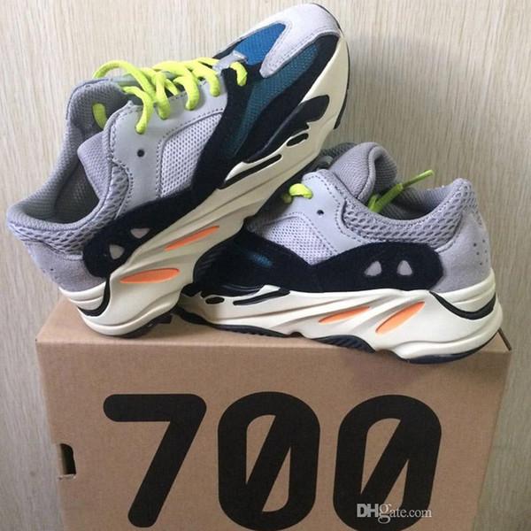 Compre 2019 700 Zapatillas Kanye Boy Para Girl Zapatos Para Runner Niños West Zapatillas Trainer Wave Niños Zapatillas Adidas 700 De Deporte shQtrdC