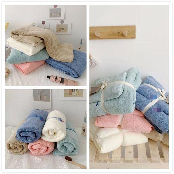 2019 Champion Designer Towel Luxury Morbido Terry Hand Telo da bagno Set per adulti Baby regalo creativo 70 * 140cm35 * 75cm Bath Sheet Balla Set C52503