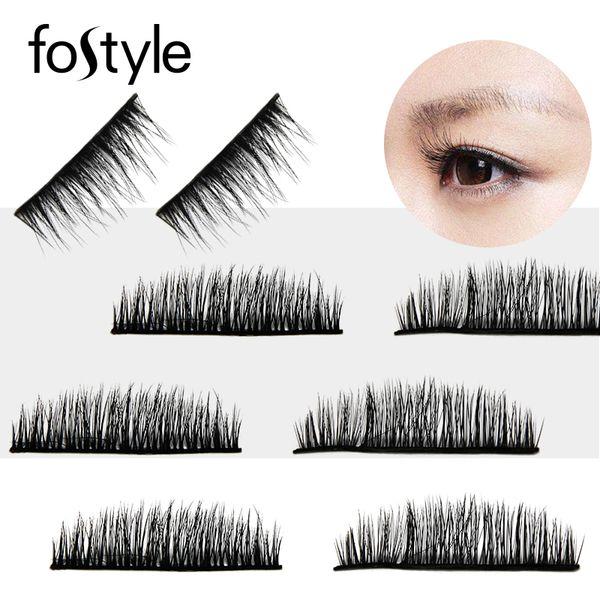 2412aae7a98 3D Mink Eyelashes Makeup Hand Made Wispy Lashes Fake Lashes False Eyelash  Natural Long Eyelash Extension