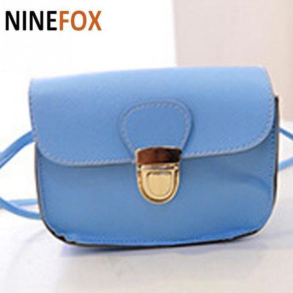 Cheap 2018 Mini Messenger Handbags Ladies Party Purse Clutches Women Shoulder Bags Crossbody Bags Flap Handbags New Fashion