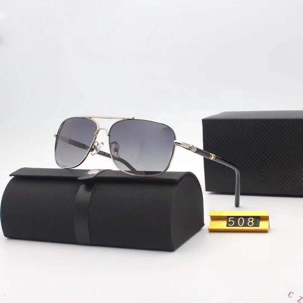 MONTBLANC 508 Новые Роскошные дизайнерские солнцезащитные очки без оправы хрустальные линзы моды Солнцезащитные очки лето высокого класса декоративные очки высшего качества