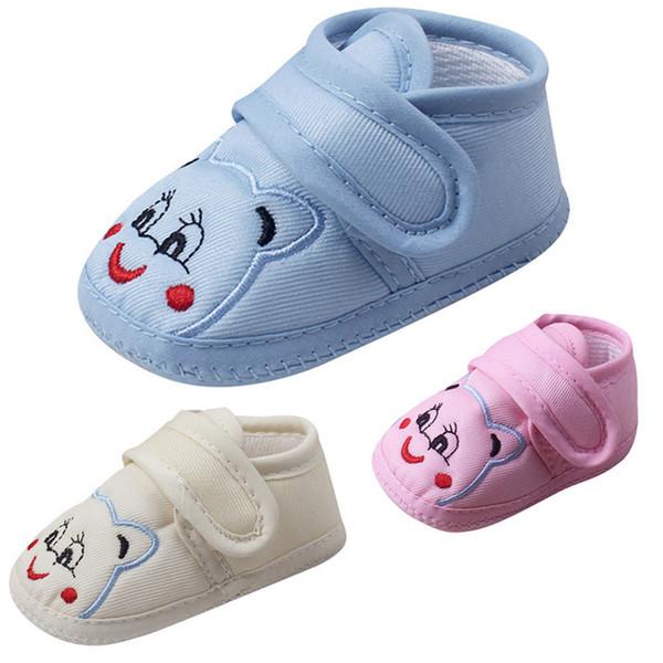 Baby Shoes Girl Boy Soft Sole Cartoon Anti-slip Shoes Toddler Shoes NDA84L18