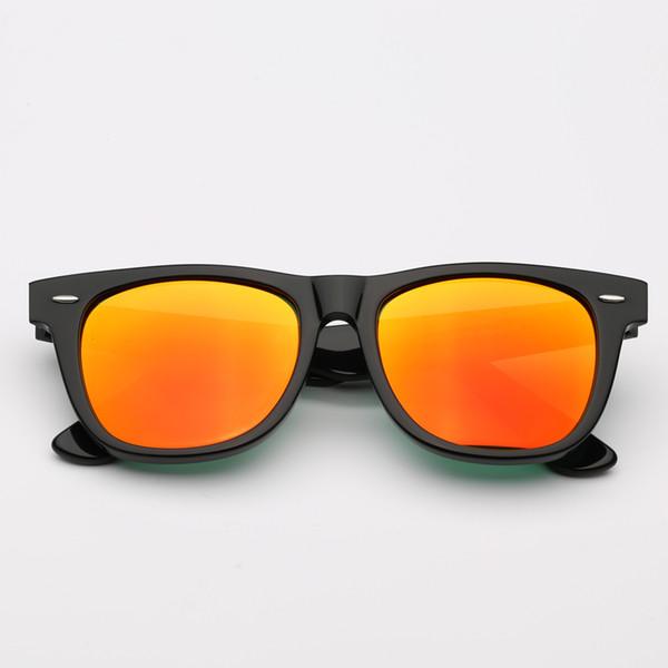 901/69 مرآة سوداء برتقالية
