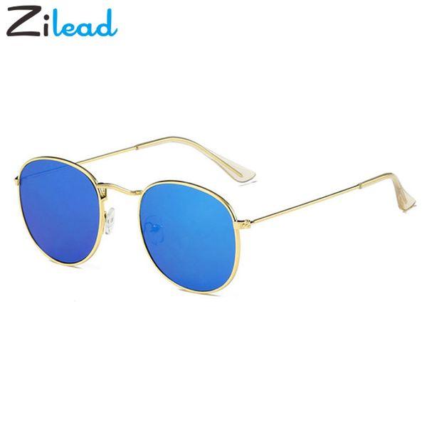 596ea34f4 Zilead Gafas de sol Lente de película en color Diseño ultraligero de marca  Reflectante Polarizado Gafas