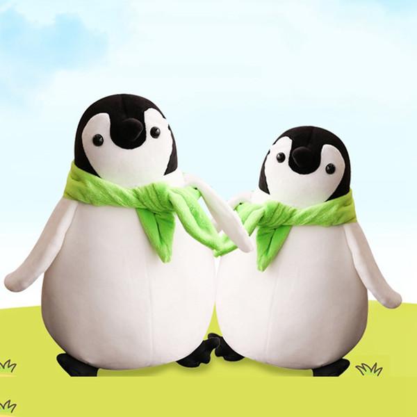 Kawaii Pinguine Plüschpuppen Spielzeug 1 STÜCK Kinder Cartoon Tier Spielzeug Nette Weiche Angefüllte Geschenke Geburtstag Weihnachtsgeschenke für Kinder Baby