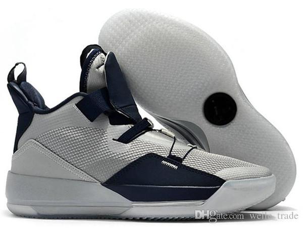sports shoes 526bf 54752 ... negro blanco 0f692 cc685  spain nike air jordan retro off nuevo jumpman  hombre 33 zapatillas de baloncesto air alta calidad