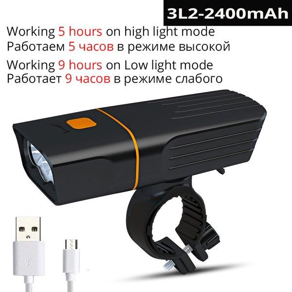 3L2-2400mAh