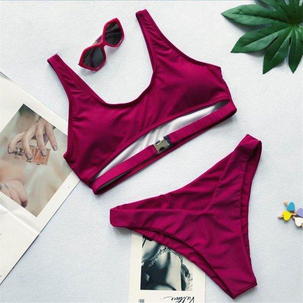 Фиолетовый Красный