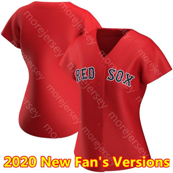 femmes 2020 Rouge