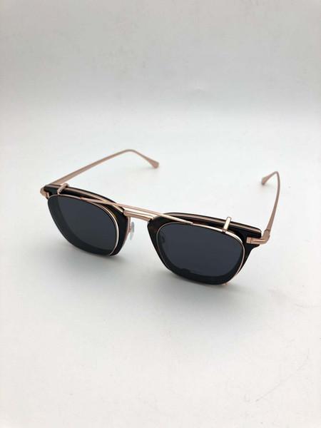 Occhiali da sole di alta qualità per uomo donna Erika Eyewear Designer Occhiali da sole di marca con bo 5496 originale