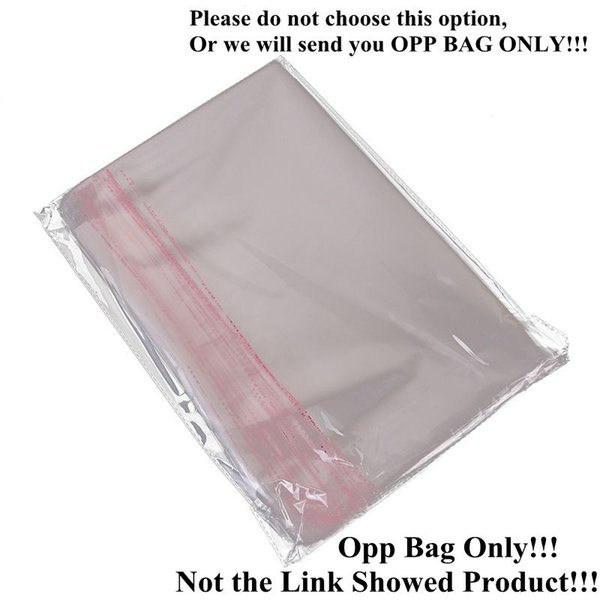 OPP BAG ONLY (Not the Humidifier)