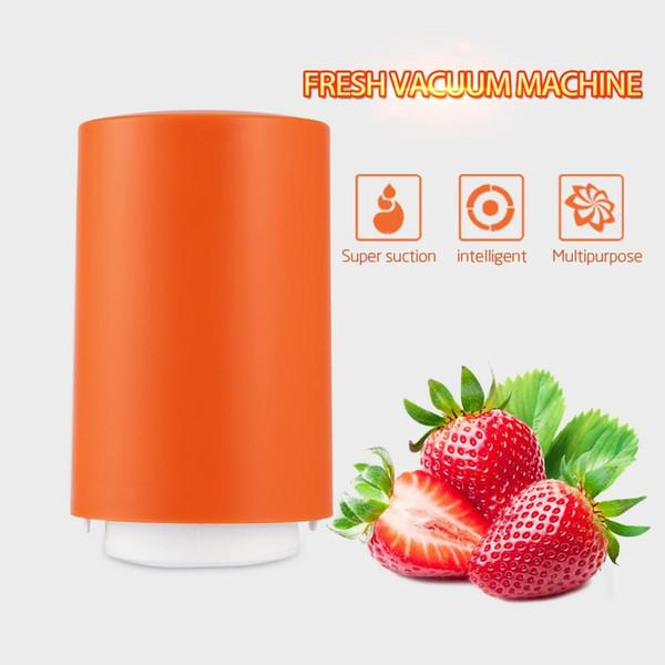 Pompa ricaricabile della macchina imballatrice del mini risparmiatore di vuoto elettrico portatile della macchina del sigillatore di vuoto