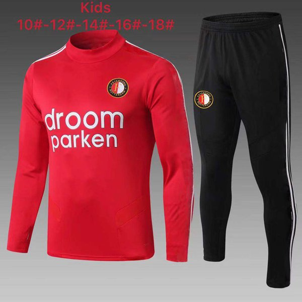 E324 # 1920 Turtleneck Red Kids Kit