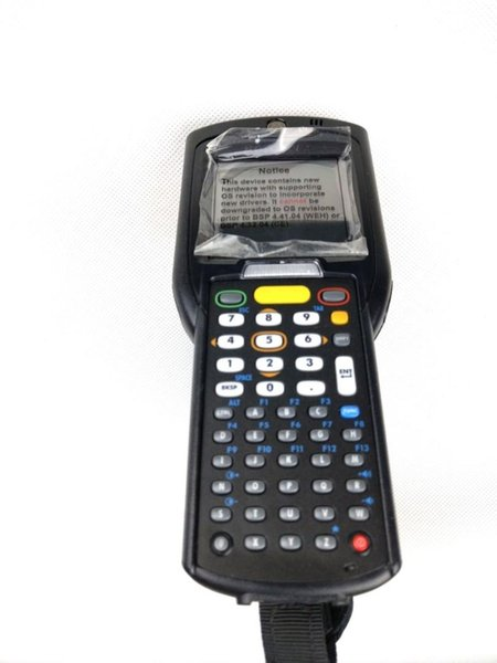 For Motorola Symbol MC3190-GL4H04E0A Wireless Mobile Computer Laser 48 Key Barcode Scanner Win CE 6.0