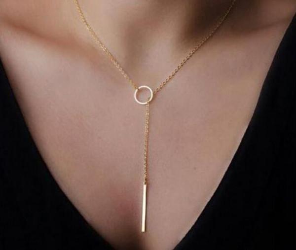 Mode Coeur Feuille Lune Pendentif Collier Cristal Collier Femmes Vacances Plage Déclaration Bijoux En Gros