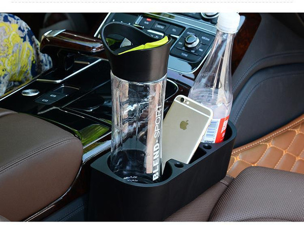 best selling Seat Side Car Drink Holder Cup Stands For Auto Swivel Mount Holders Travel Drinks Cup Coffee Bottle Table Stand ,#R151-1